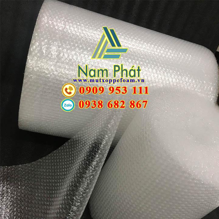 Cuộn xốp bóng khí, xốp nổ bọc hàng giá rẻ Nam Phát